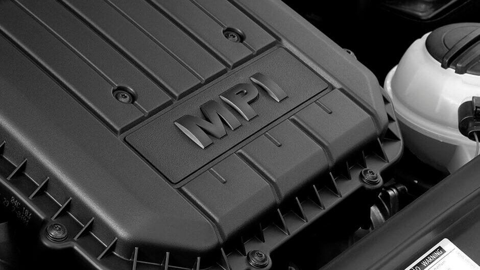 Motor clásico.
