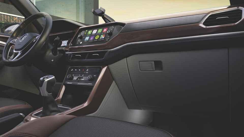 Un living dentro de tu auto