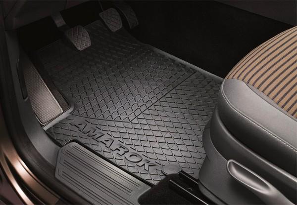 Cubre alfombras PVC Cabina Doble