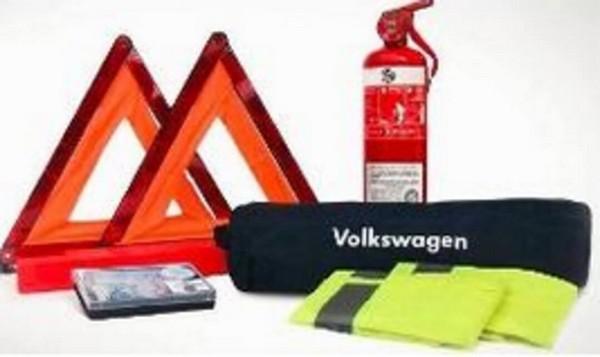 Kit de seguridad Volkswagen con extintor