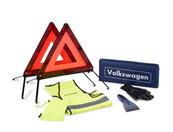 Kit de seguridad Volkswagen sin extintor
