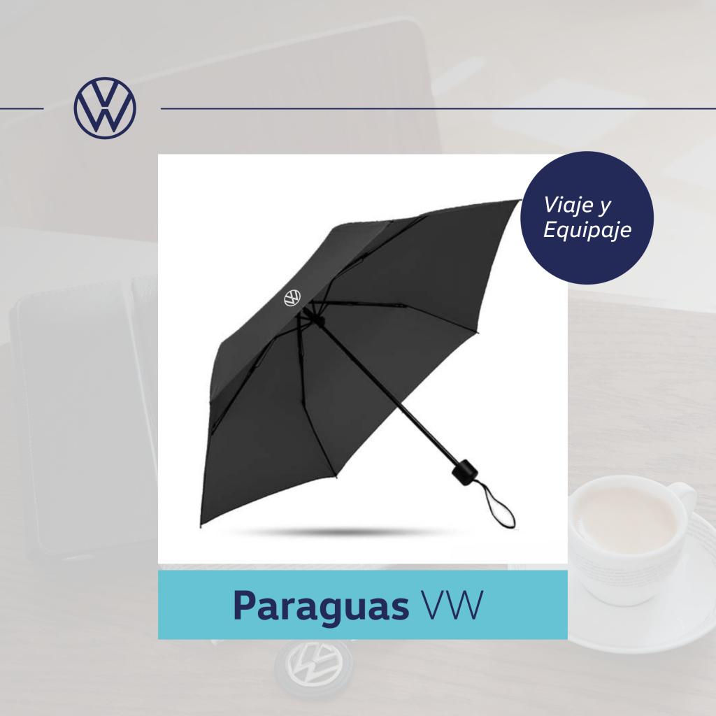 Paraguas plegable VW