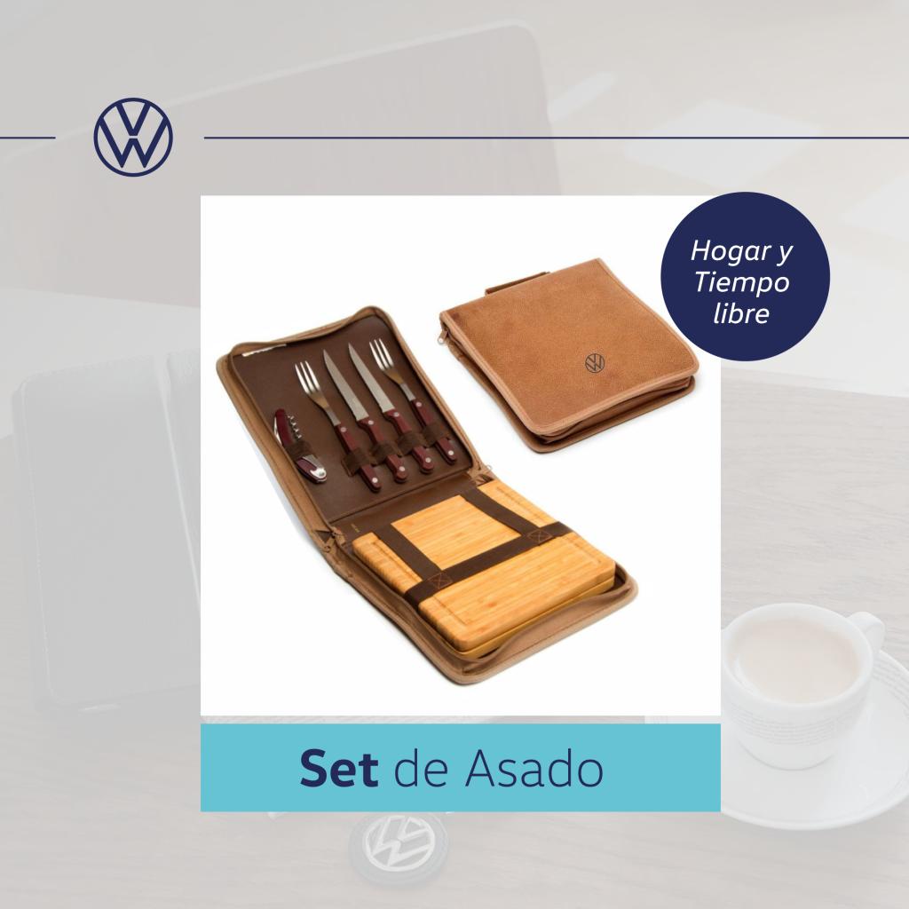 Set de Asado VW