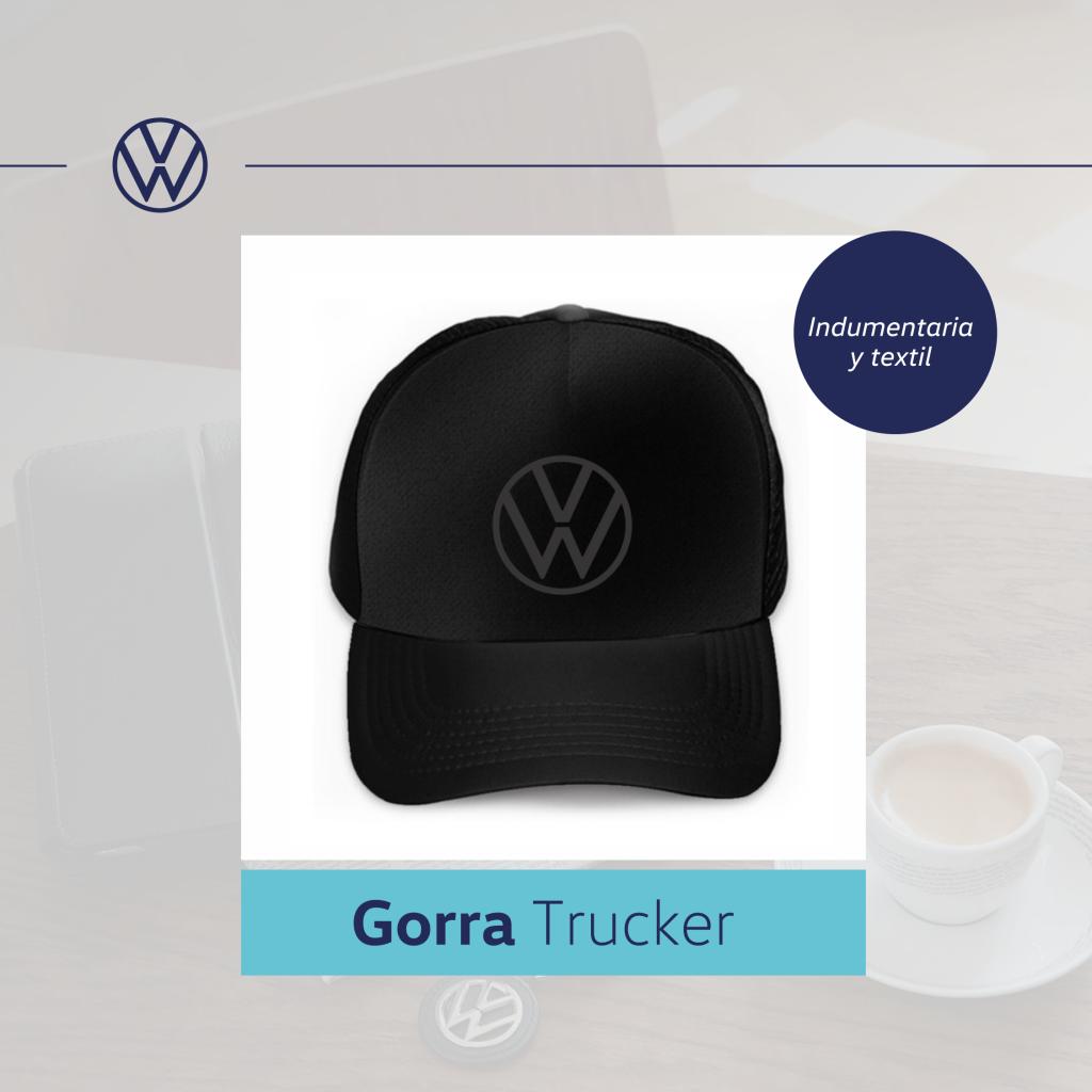Gorra Trucker VW